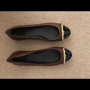 REAL Tory Burch flats GREAT condition